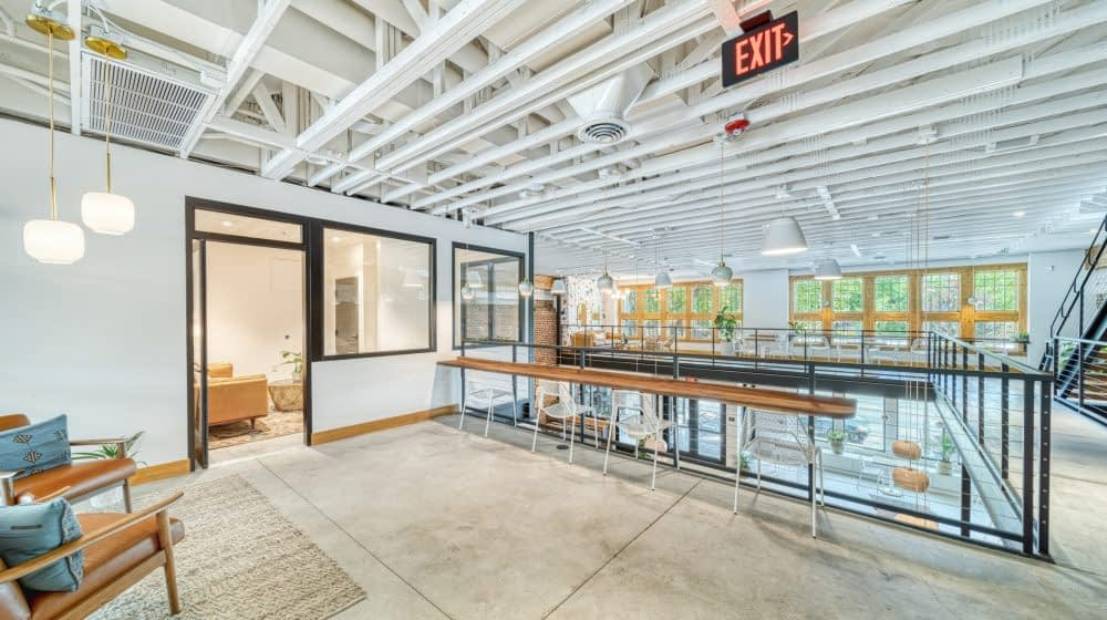 Stoble Workplace - Hallway